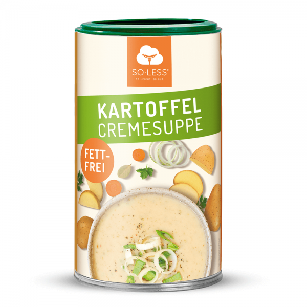 KARTOFFEL-CREMESUPPE, 250 G